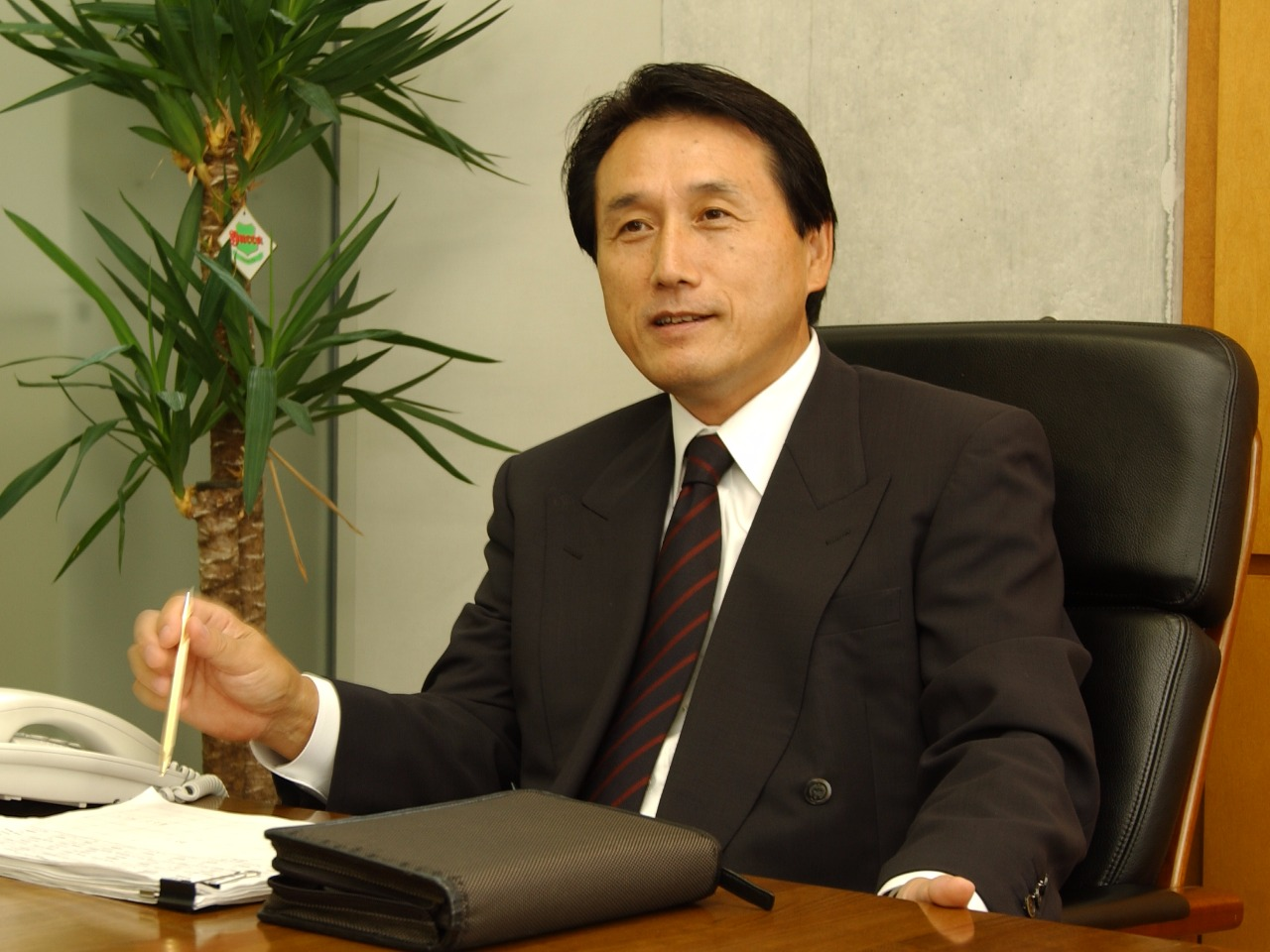 株式会社81プロデュース 代表取締役社長 南沢道義