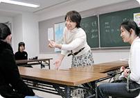 Class scene of short course
