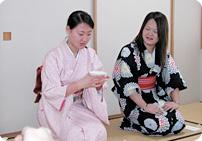Tea ceremony class