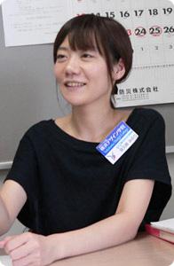 佐久間 みのり(日本語科教師)