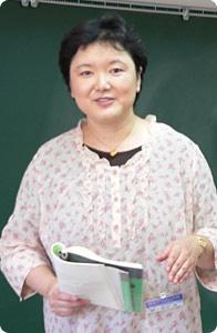 高木 薫(日本語科教師)