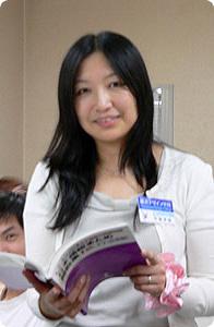 牛島 早苗(日本語学科教師)