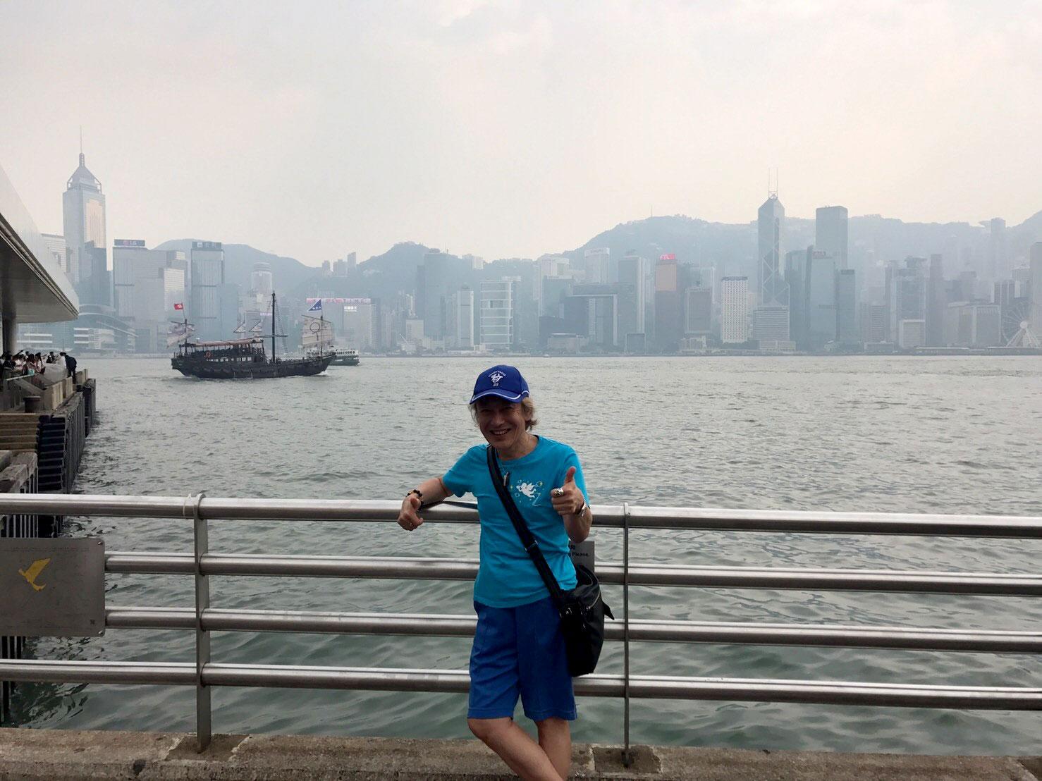 アニコン香港 堀川りょう