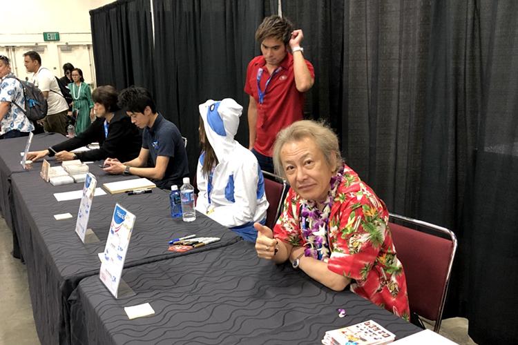 ハワイ,アニメイベント,堀川りょう,近藤薫,影山灯