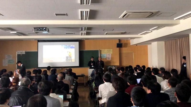 2019年3月5日・日本音響学会において『アニメ声優の演技の秘密』と題して堀川りょうが講演!