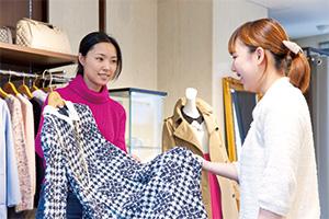 ファッションビジネスコース