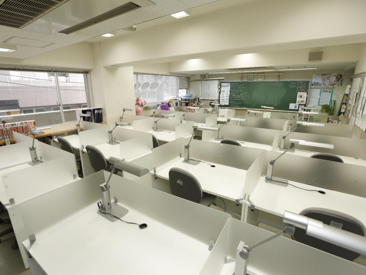 マンガ実習室