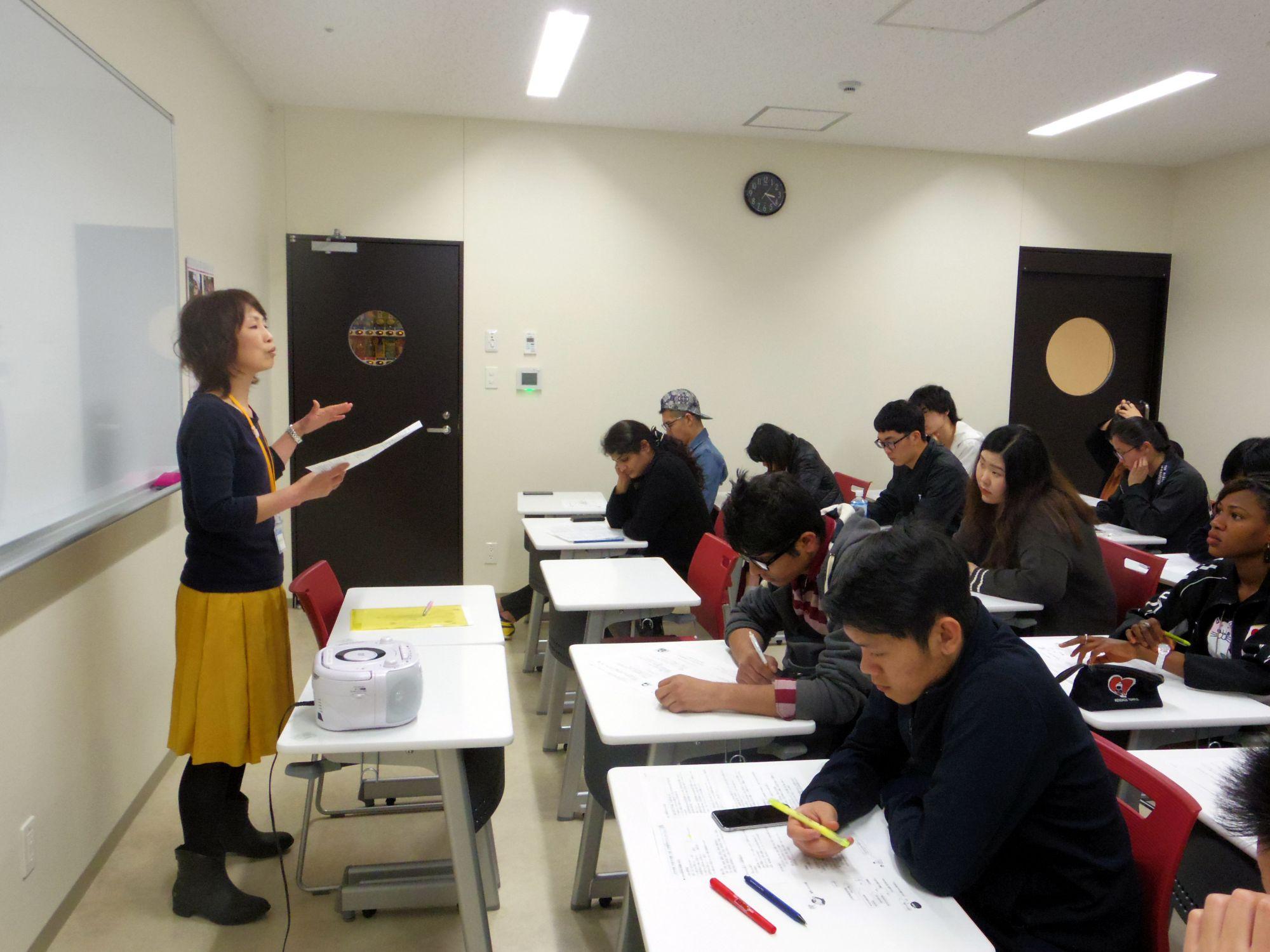 JLPT日本語能力試験N2・N3対策クラス