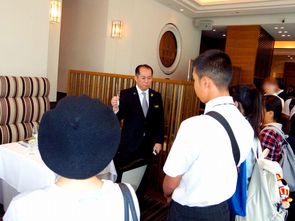 ホテルのお仕事見学ツアー 3/24(火) ホテル ラ・スイート神戸ハーバーランド image1