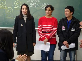 、高校生と留学生の交流授業002