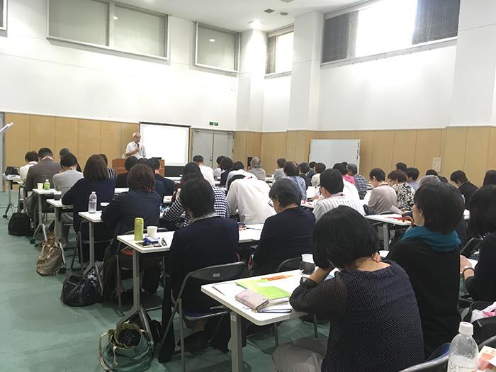 日本語教育の会を行いました