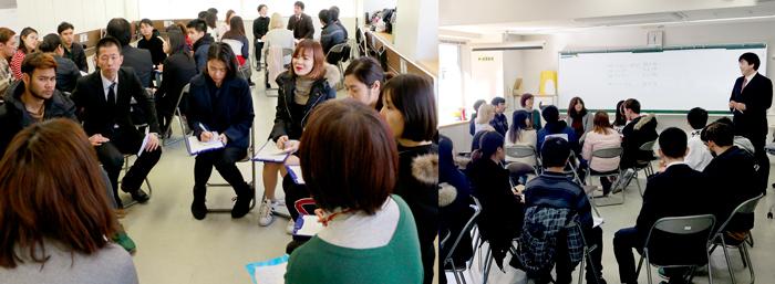 神奈川県中小企業家同友会様によるキャリアガイダンス特別授業002img