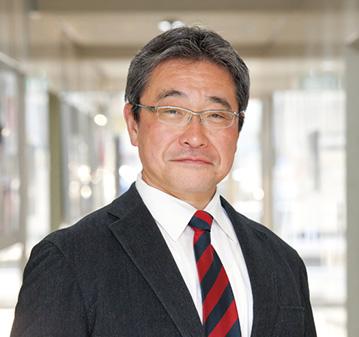 理事長・学院長 池田俊一