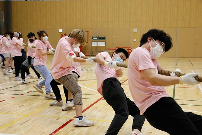 6月4日(金)に高等課程・専門課程・日本語学科合同体育祭を開催しました。