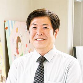 廣田 洋平 先生 高等課程長