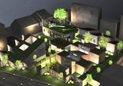 集合住宅の設計
