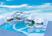 進級制作:集合住宅と店舗の設計
