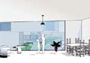 最小限住宅の設計:2人のための住処