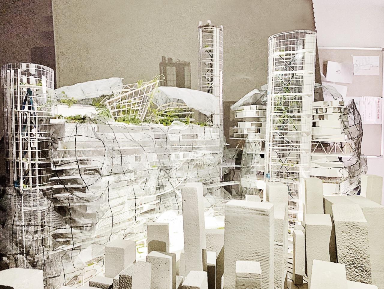 建築工学科イメージ