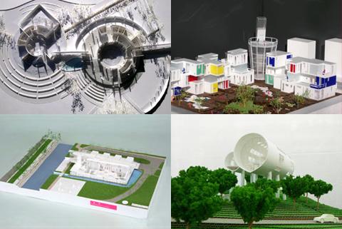 建築科 学生作品