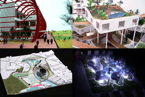 建築工学科 学生作品
