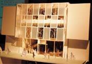 ショップデザインII/横浜・元町に建つショップ計画