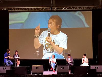 ゲスト出演「堀川りょう」