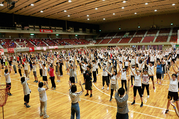2018年6月7日に横浜デザイン学院、体育祭を開催しました。