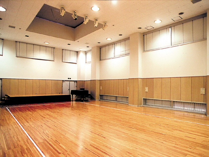 多目的ホール