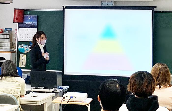 【株式会社ヨシノ自動車様】学内キャリアセミナーを実施いたしました